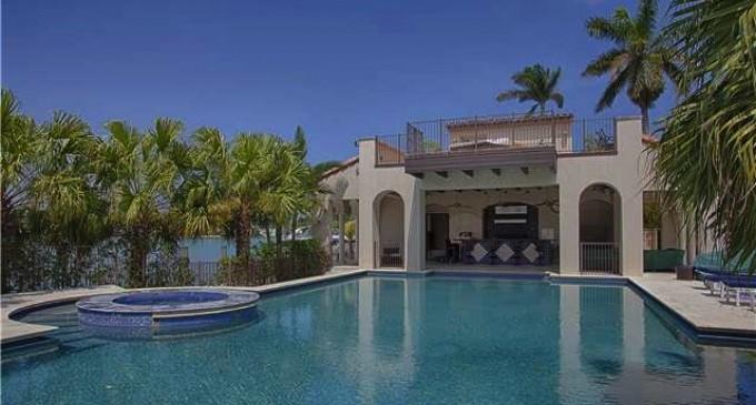Matt Damon Selling Miami Beach Mansion