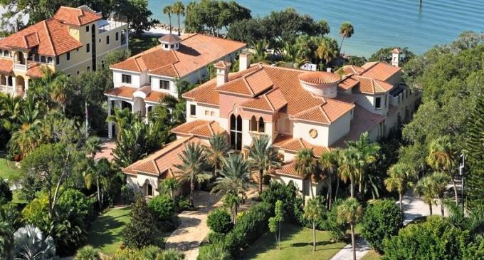 Siesta Key Mediterranean – $11,400,000