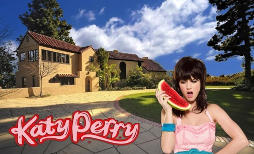 Katy Perry lists 'Park Hill' Estate