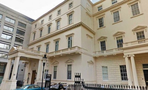 $380 Million Historic London Mansion hits the Market