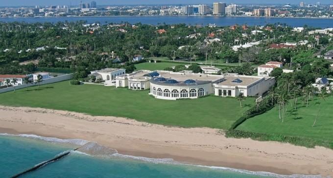 Russian Billionaire to teardown Trump's former Palm Beach Mansion