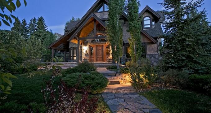 Calgary Chalet – $8,500,000