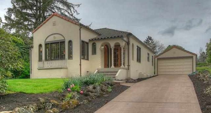 1929 Mission Style Home – $189,900