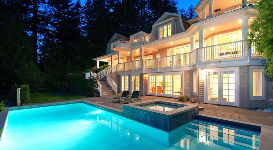 Lower Caulfeild Estate 4642 Deer Lane, West Vancouver, British Columbia,  Canada A Spectacular Lower Caulfeild Estate With Stunning Ocean Views!
