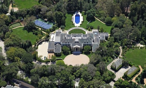 Forbes Goes Inside the $90 Million Carolwood Estate