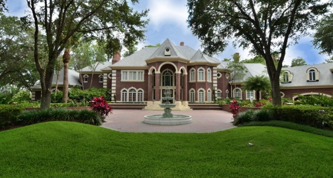 Lakefront Avila Mansion – $9,995,000
