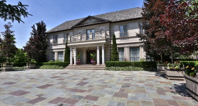 Enchanting Manicured Estate – $11,700,000