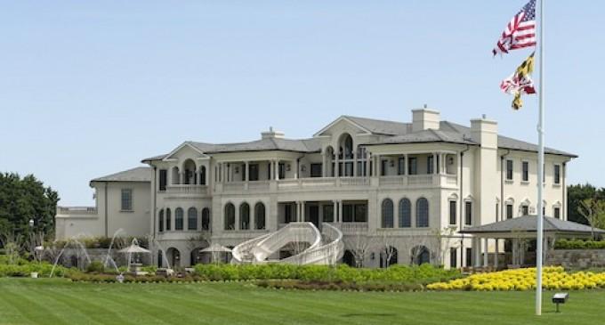 Elegant Gated Manor – $29,000,000