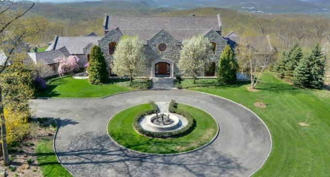 Hudson River Estate – $9,750,000