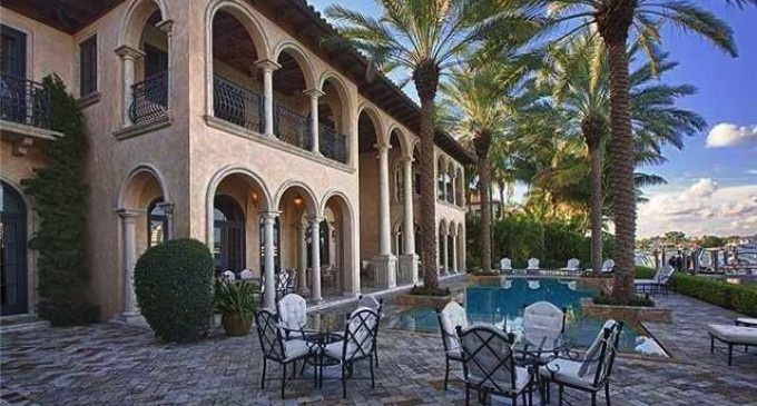 Billy Joel Sells Massive Miami Mansion