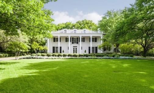 Original Highland Park Mansion – $5,995,000