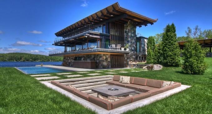 Private Peninsula in Estérel – $5,000,000