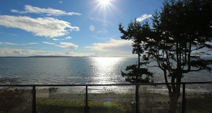 Waterfront White Rock Home – SOLD