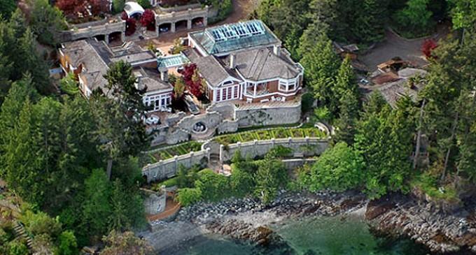 Villa Madrona Sells for $6.6 Million