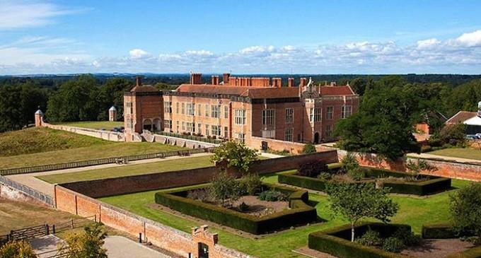 329 Bedroom Mansion listed in UK