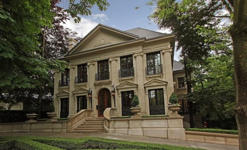 South Rosedale Mansion – $8,399,000