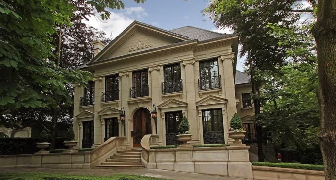 South Rosedale Mansion – $8,399,000