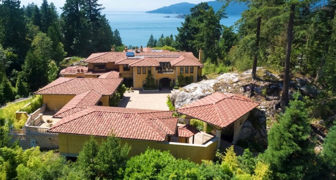 West Vancouver's Most Exclusive Estate – $22,800,000