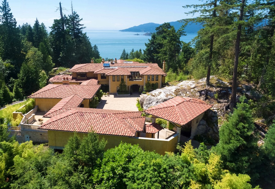 West Vancouveru0027s Most Exclusive Estate West Vancouver, British Columbia,  Canada A World Class Luxury Residence Situated On A Private 2.36