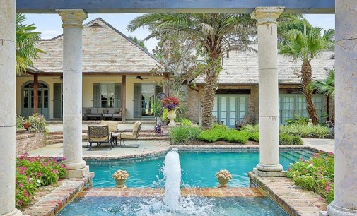 5.3 Acre Country Club Estate – $5,795,000