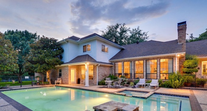 Chuck Norris lists Dallas Home for $1.2 Million