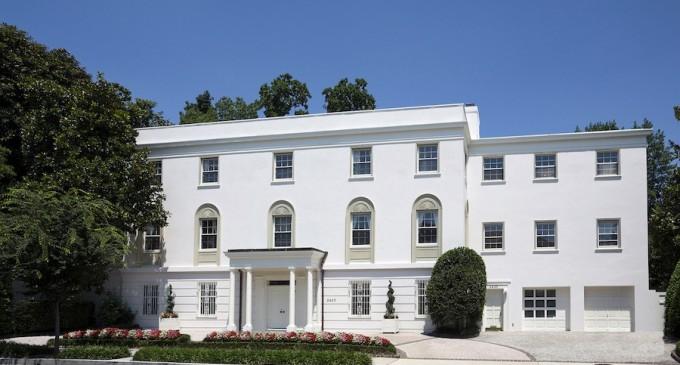 Prestigious DC Mansion – $8,500,000