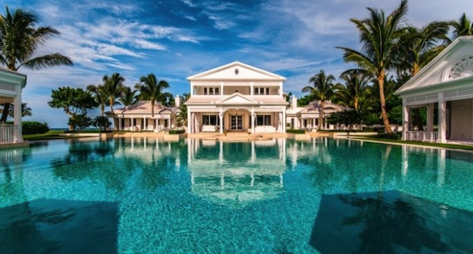 Celine Dion lists Florida mansion for $72 Million