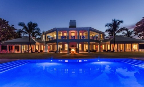 Celine Dion's Jupiter Island Compound – $62,500,000