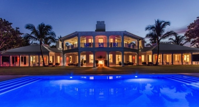 Celine Dion's Jupiter Island Compound – $62,500,000