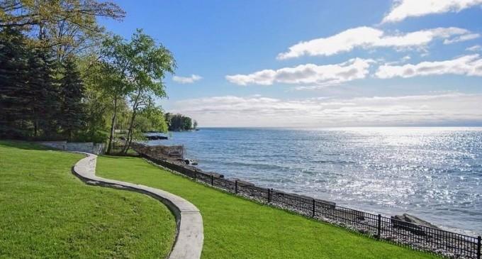 Lake Ontario Waterfront – $11,999,000