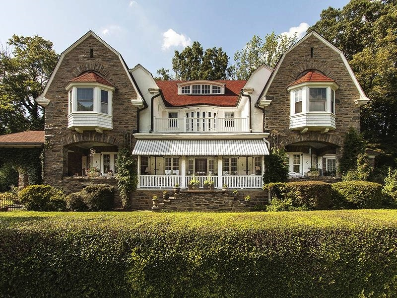 15 inspiring dutch colonial houses photo home building for Colonial home builders