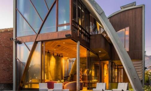 John Lautner's Stevens' House – $22,000,000