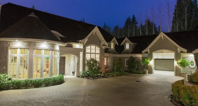 West Vancouver Estate Home – $11,980,000