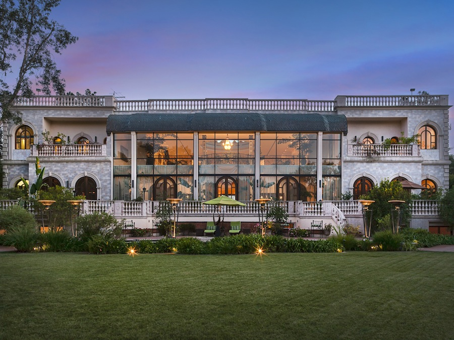 Holmby Hills Mediterranean 24 250 000 Pricey Pads
