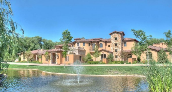 3 Acre Tuscan Estate – $7,000,000