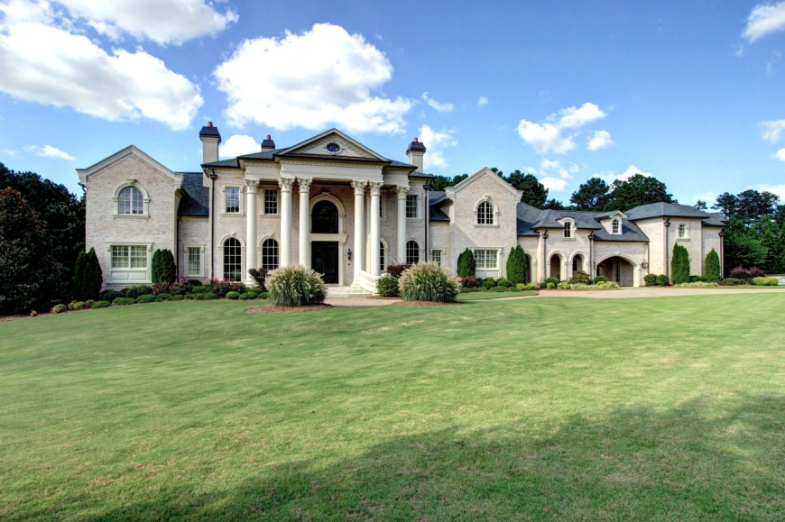 Exquisite Johns Creek Residence Off The Market Pricey Pads