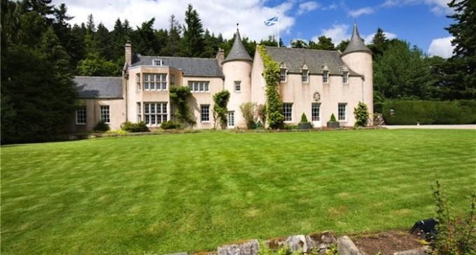 Candacraig House – £2,000,000
