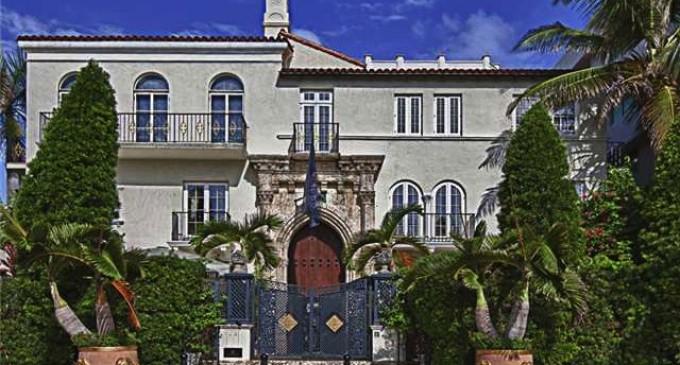 Famed Versace Mansion Sells for $41.5 Million