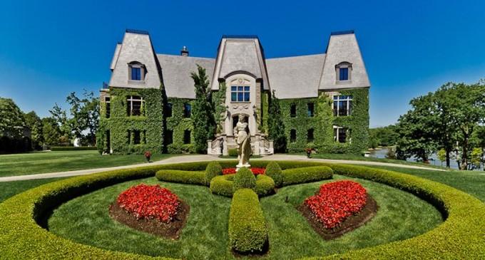 Celine Dion's Quebec Château Sells