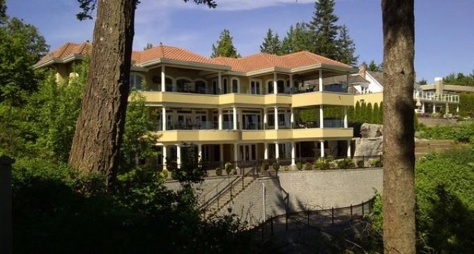 White Rock Mansion asks $18,888,000
