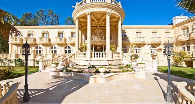 Chateau d'Or – $19,995,000