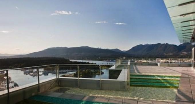 Vancouver Penthouse lists for $22.3 Million