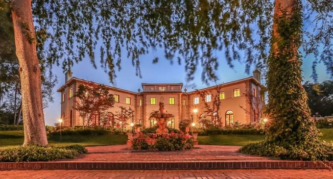 Italian Palladian Villa – $17,000,000