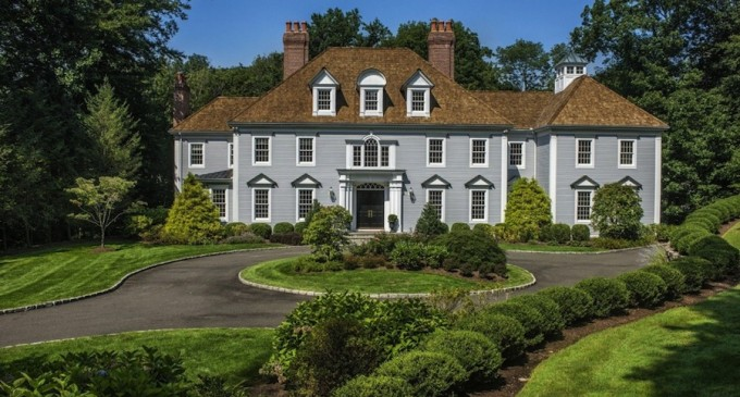 Adams Style Colonial – $3,995,000