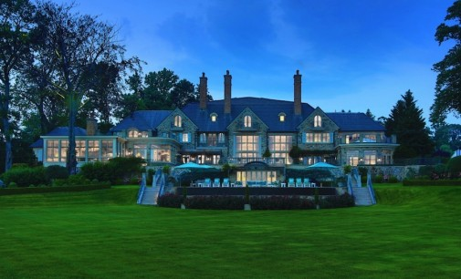 Magnificent Waterfront Estate – $28,000,000