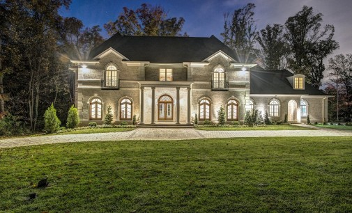 Brand New Potomac Home – $5,500,000