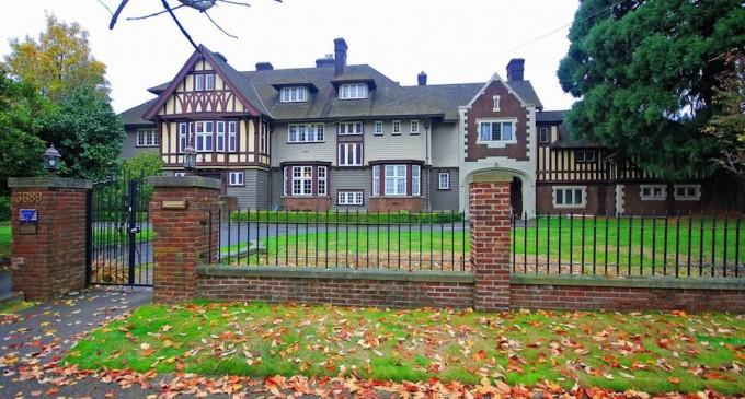 1915 Tudor Revival – SOLD