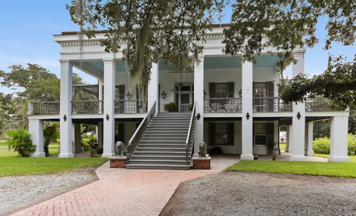 Historic Greek Revival – $3,785,000