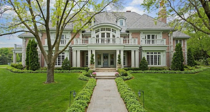 Exquisite english country estate 5 875 000 pricey pads for What is an estate house