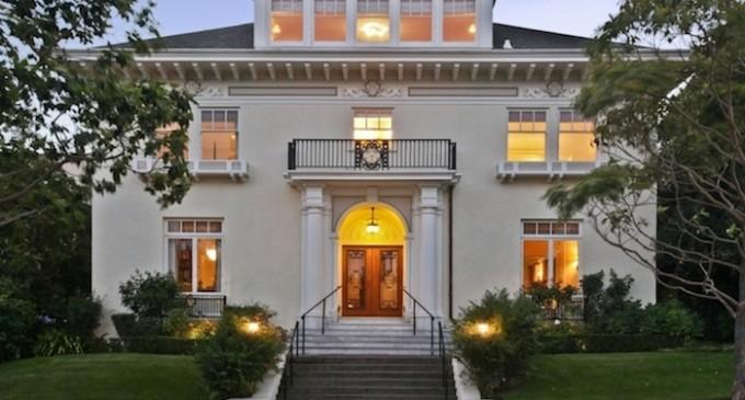 Grand Colonial Revival – $7,950,000